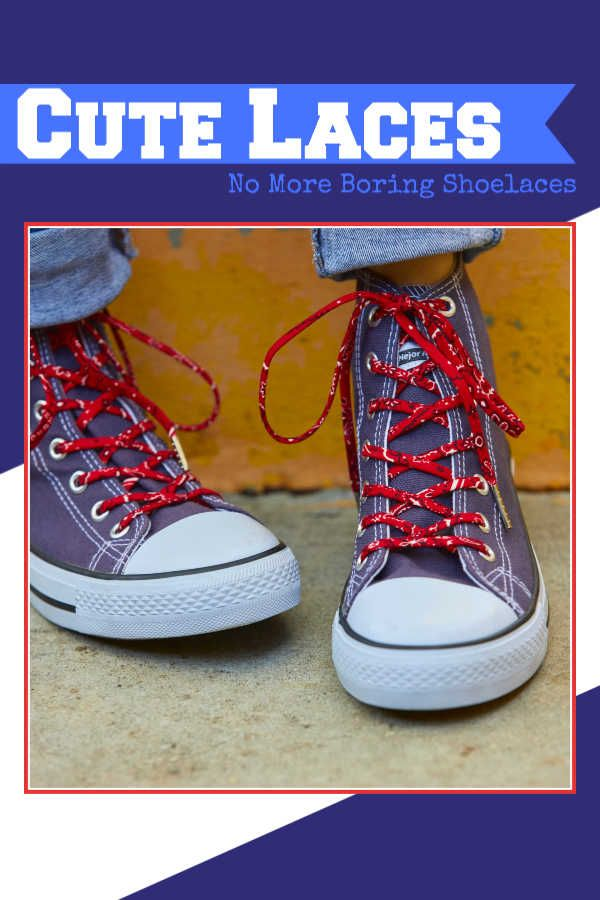 7695f565e9 Shoelaces - Red Bandana - Shoe Laces - Shoestrings - High and Low ...