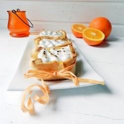 Tartaletas de Crema de Naranja