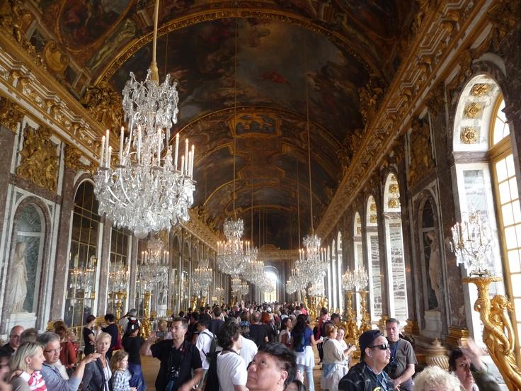 Club Tour European Summer 2011 - Palace of Versailles