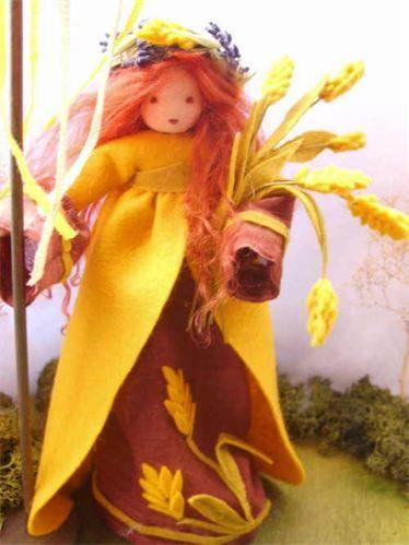 Amrei-Blumenkinder - Fabelwesen, Zwerge und Elfen