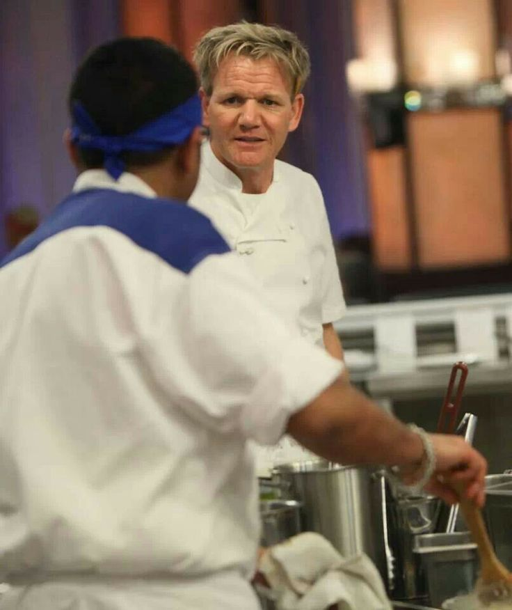 118 Best Hell's Kitchen Images On Pinterest