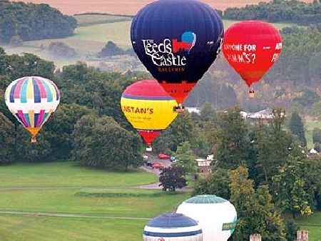 Sunrise Hot Air Balloon Flight for 2 People with Drift into the dawning sun and treat yourself to an utterly unforgettable and romantic experience with a special someone with this fantastic sunrise champagne balloon ride. You couldnt find a more rel http://www.MightGet.com/january-2017-11/sunrise-hot-air-balloon-flight-for-2-people-with.asp