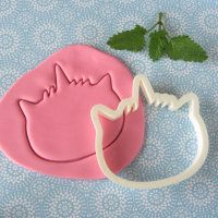 """Cookie cutter """"Head of the Unicorn"""""""