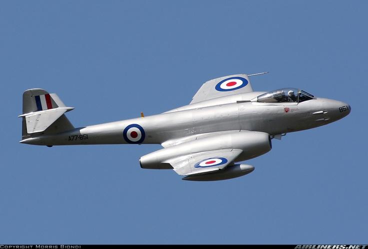 RAF Gloster Meteor