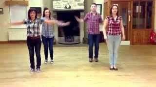 jiving to irish country music - YouTube