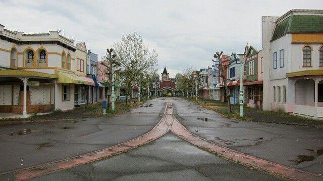 Abandoned Disney
