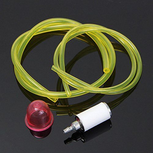 #marineelectronics Garden Power Tools - Gardening Mower Weedeater Gas Fuel Line Filter For Poulan Craftsman Weed Eater - Fuel Filter…