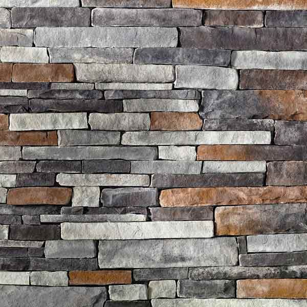All about stone veneer stone veneer bricks and island bar for Brick and stone veneer