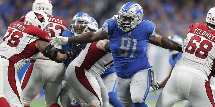 With Haloti Ngata out, Detroit Lions need more splash plays from A'Shawn Robinson