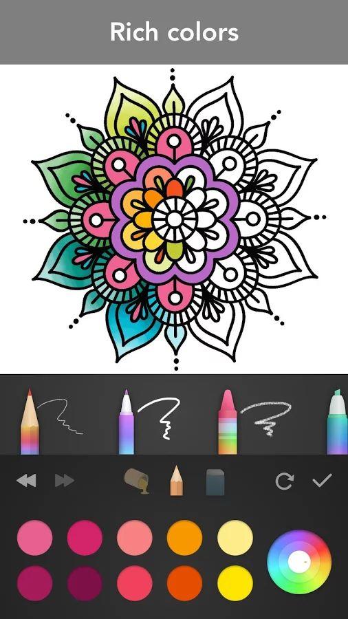 Family Coloring book- screenshot