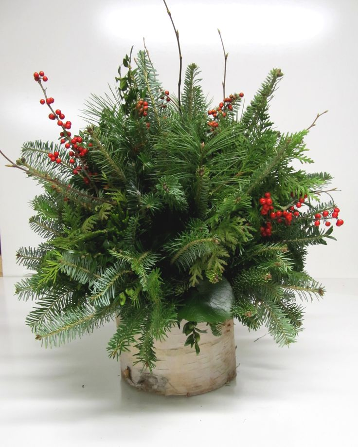 Greenery Centerpieces Christmas : Best centerpieces greenery arrangements images on