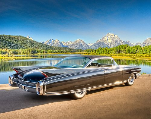 1960 Cadillac Eldorado - there is nothing like a classic.