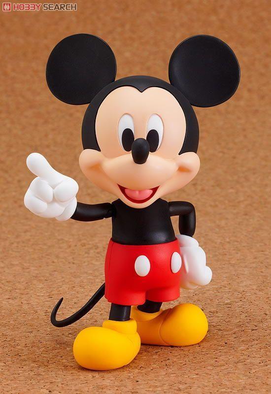 Imagen Nendoroid Mickey Mouse (Figura) del producto 1