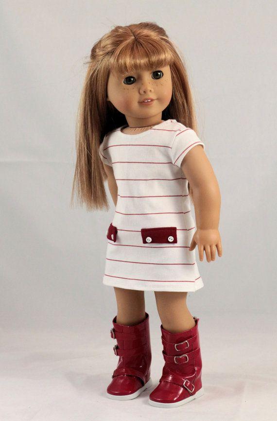 Best 25 tee shirt dresses ideas on pinterest tee shirt for American girl t shirt craft