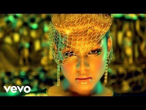 Music she said — Christina Milian - Dip It Low - R&B - 2003...