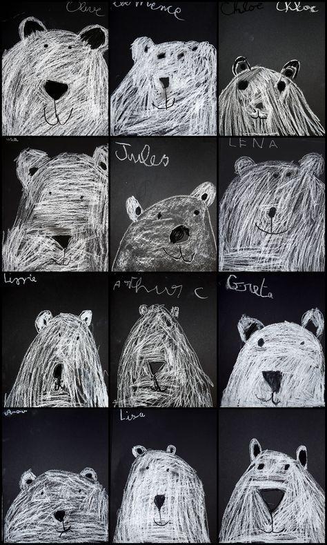 les ours polaires - artgora - clamart