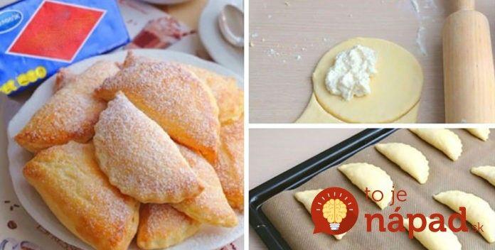 Výborný nápad – tieto koláčiky sú veľmi chutné a veľmi jednoduché. Recept  do výbornej cukrárky 8a6766b0709