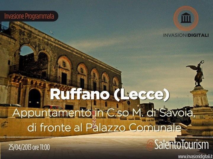 Fiera di San Marco avrà luogo il 25 aprile 2013 alle ore 11, #invasionidigitali, #Ruffano, #Puglia