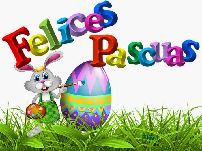 Tarjetas y Postales: Felices Pascuas para todos mis amigos!!!
