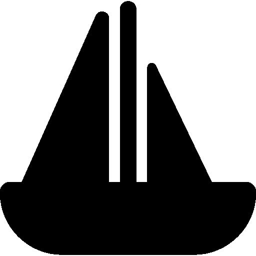 Sailboat I Free Icon