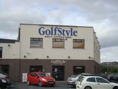 Golfstyle, Galway. Recommended Equipment Supplier