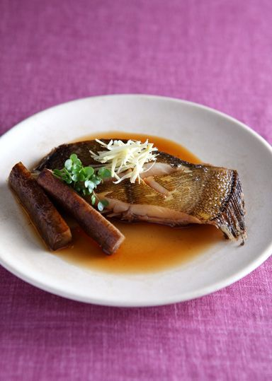 【カレイの煮付け】 和食の定番!煮魚に挑戦♪ごはんとの相性はバツグン!優しいお母さんの味をマスターしましょう。