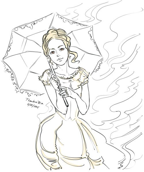 "Been asked about Jessamine a while ago…Not one of my favourites, but that doesn't mean she cannot be interesting)So, yeah, Jessie) a bit shadowy(""the Infernal Devices"" by Cassandra Clare)"