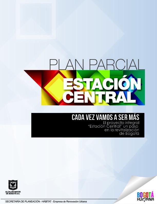 exposición itinerante Plan Parcial Estación Central