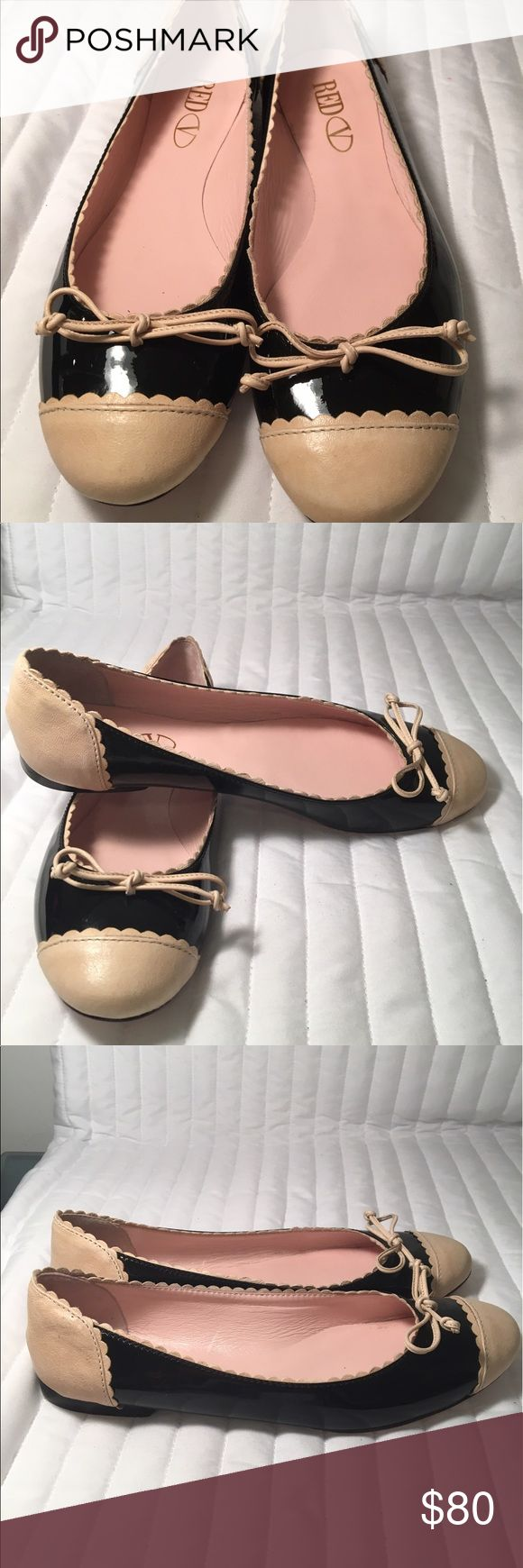 Red Valentino shoes Red valentino good condition RED Valentino Shoes Flats & Loafers