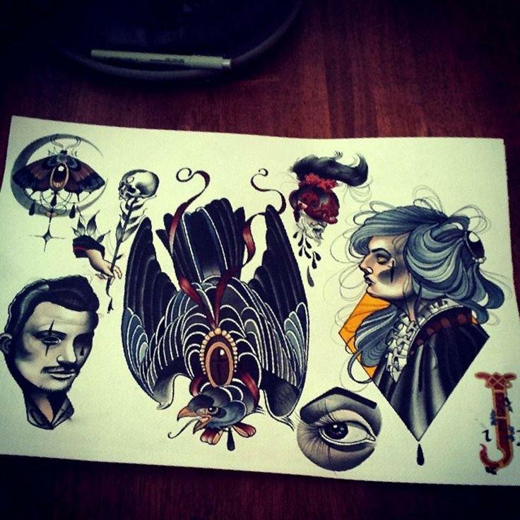 by jef small tattoo flash pinterest tattoo tattoo