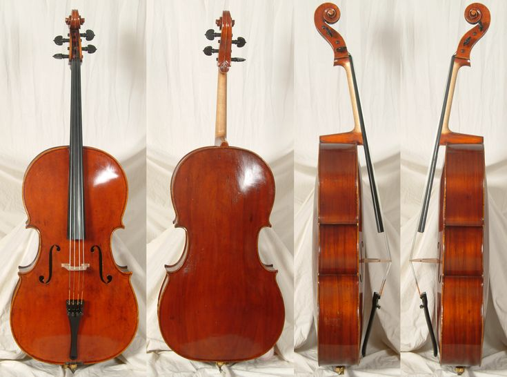 Cello For Sale > Nathan Slobodkin [www.wilhitestrings.com]