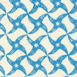 """""""Star"""" patterned paper design by Enid Marx"""