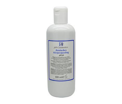 pH-Cosmetics Basische Lichaamspeeling is een milde lichaamspeeling met granulaat van abrikozenpitten voor de verzorging en verfrissing van het gehele lichaam. | De Gezonde Bron, dé webshop voor natuurlijke verbetering van uw gezondheid.