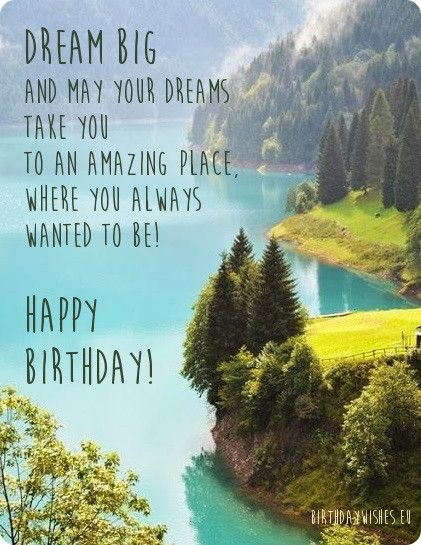 Best 25 Inspirational birthday wishes ideas – Inspirational Birthday Card