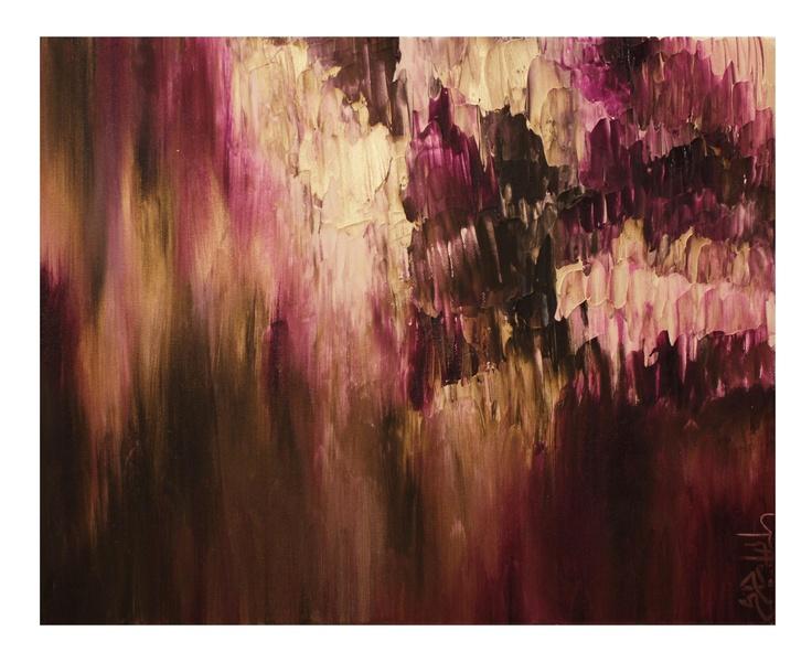 untitled 47, 16x20, Acrylic on Canvas, 2011