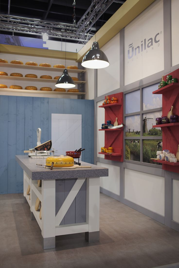 ©studiomfd, counter and window, cheese store, shelves, details, window, cheese stand, Dutch (www.studiomfd.com)