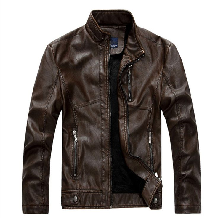 Like and Share if you want this  Motorcycle Jacket Men 2015 Stand Collar Zipper PU Leather Men Jacket Polyester Winter Casual Plus Velvet Men Jackets     Tag a friend who would love this!     FREE Shipping Worldwide     Get it here ---> http://onlineshopping.fashiongarments.biz/products/motorcycle-jacket-men-2015-stand-collar-zipper-pu-leather-men-jacket-polyester-winter-casual-plus-velvet-men-jackets/