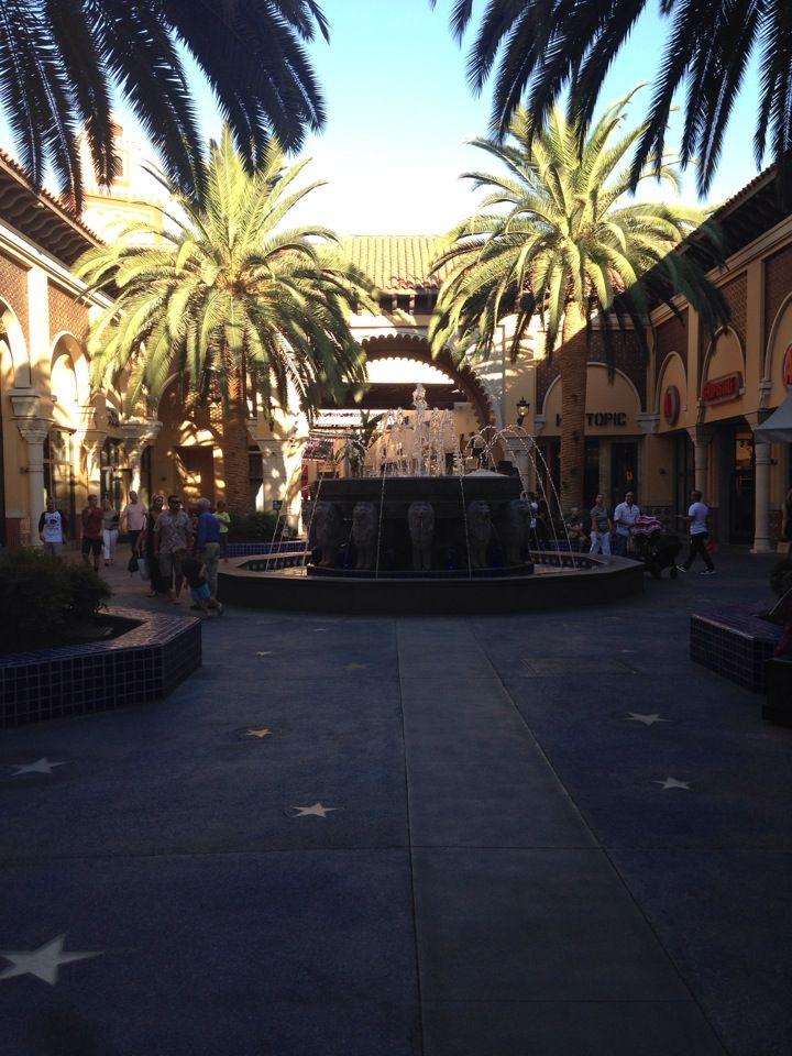 Irvine Spectrum Center in Irvine, CA