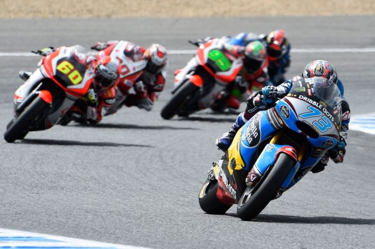 Alex Marquez, Spanish Moto2 Race 2015