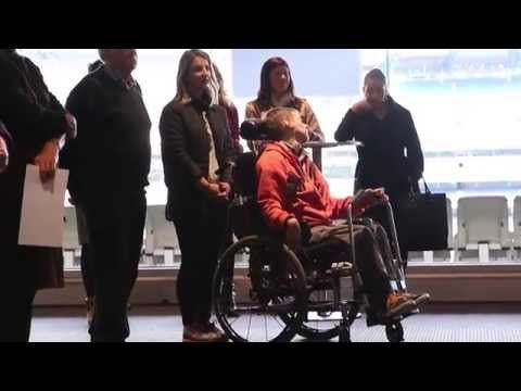 """Victorian government to support """"Changing Places"""" - YouTube, announcement of new locations for Changing Places facilities"""