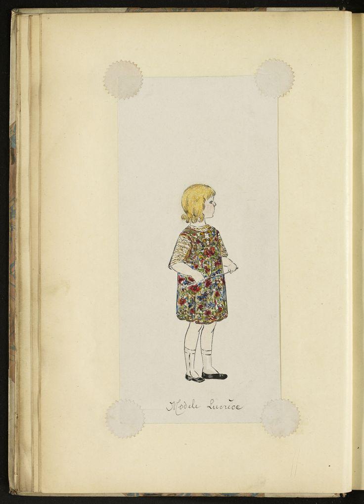 MODELE LUCRECE   1912-1913 © Patrimoine Lanvin. #Lanvin125