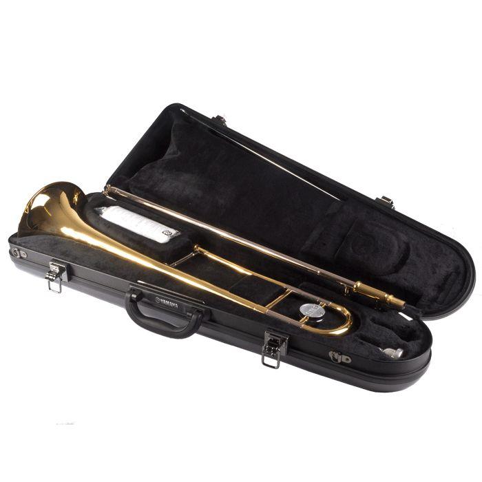 Yamaha Trombone YSL 354 gebruikt