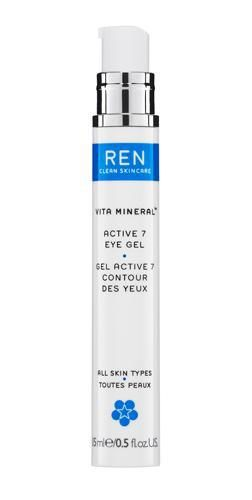 Ännu en favorit från REN / Testpiloterna  Recension av REN Active 7 Radiant Eye Gel