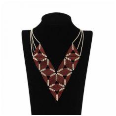 Collar Triángulos V