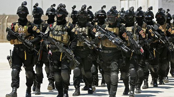 Iraqi Special Forces 🇮🇶 ______________________________________________