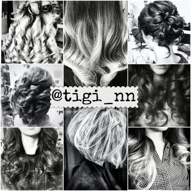 TIGI hair