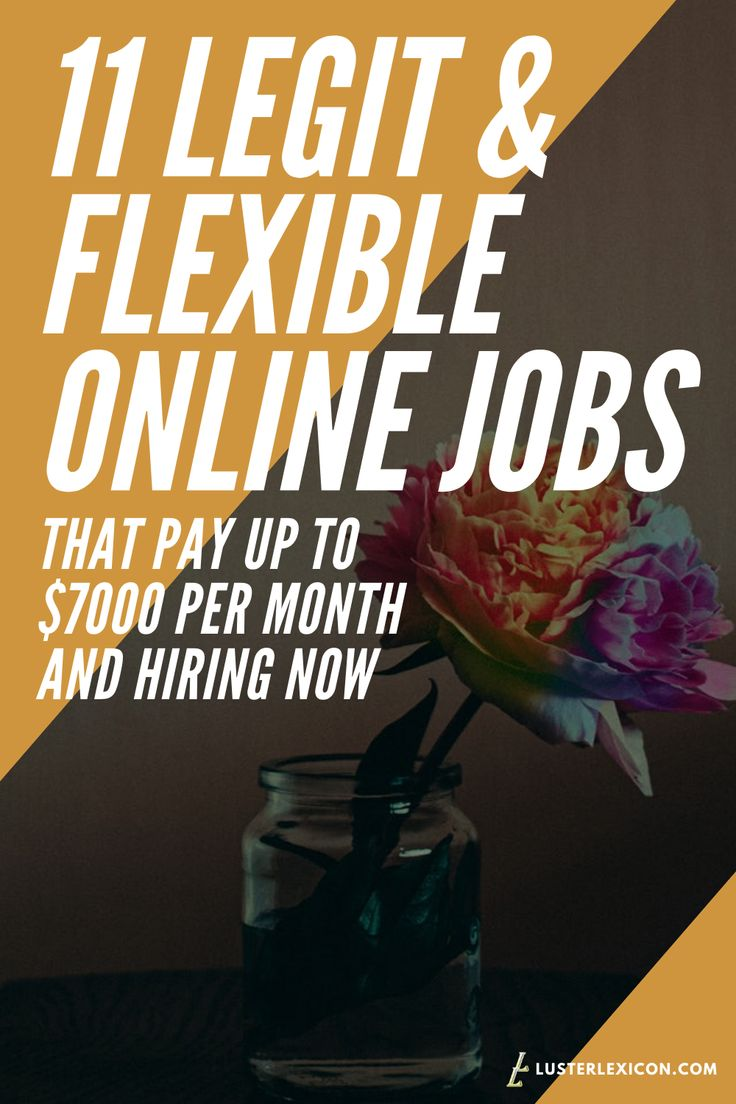 11 Easy side jobs that are flexible & require no