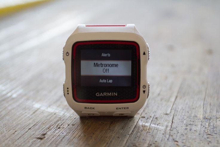 Garmin FR920XT - Metronome