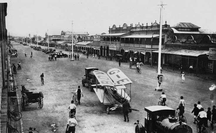 Pictures of Australia from 1928