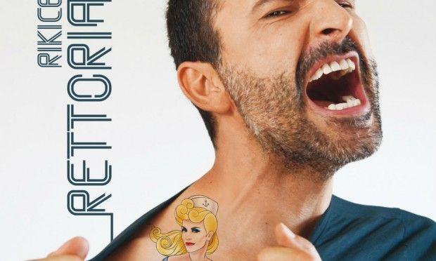 Nel nuovo album tutta l'ammirazione del performer per Donatella Rettore, uno dei personaggi più irriverenti e liberi della musica italiana